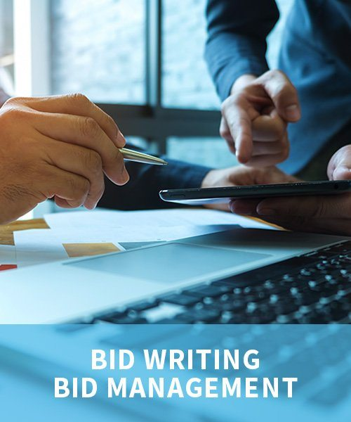 bid writing bid management