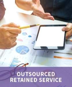 Outsourced Retained Service