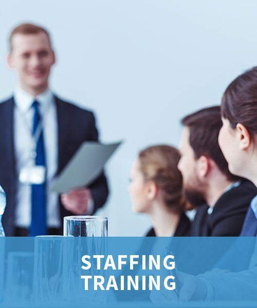 Staffing Training